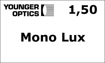 Younger Optics 1.5 Mono Lux RX
