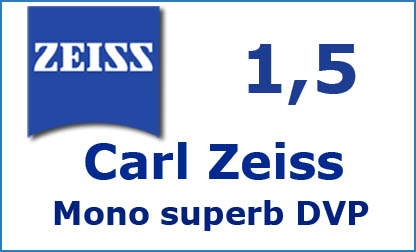 Carl Zeiss Mono superb DVP 1.5 RX