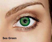 FreshLook Dimensions Sea Green (2 линзы)