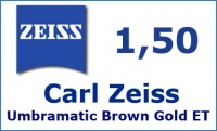 Carl Zeiss Umbramatic 1.5 Brown Gold ET