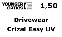 Drivewear Crizal Easy UV (для вождения)