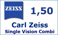 Carl Zeiss Single Vision 1.5 Combi
