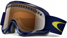 Горнолыжная маска Oakley O FRAME SNOW Dark Blue \ Persimmon
