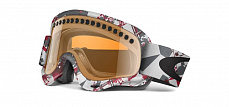Горнолыжная маска Oakley O FRAME SNOW Red White Shattered\ Persimmon